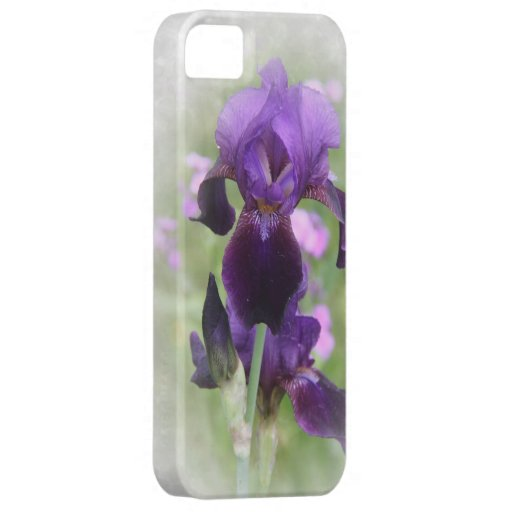 Elegant Iris iPhone 5 Case