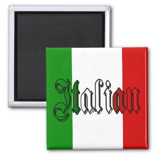 Elegant Italian Magnet