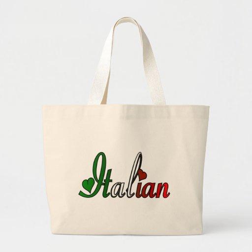 Elegant Italian Tote Bags
