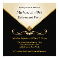 elegant event invitations zazzle