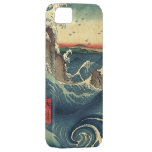 ELegant Japanese Ocean Tide vintage iphone5  case iPhone 5 Cover