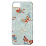 Elegant Japanese Washi Origami Butterflies iPhone 5C Cases