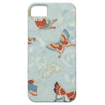 Elegant Japanese Washi Origami Butterflies iPhone 5 Cases