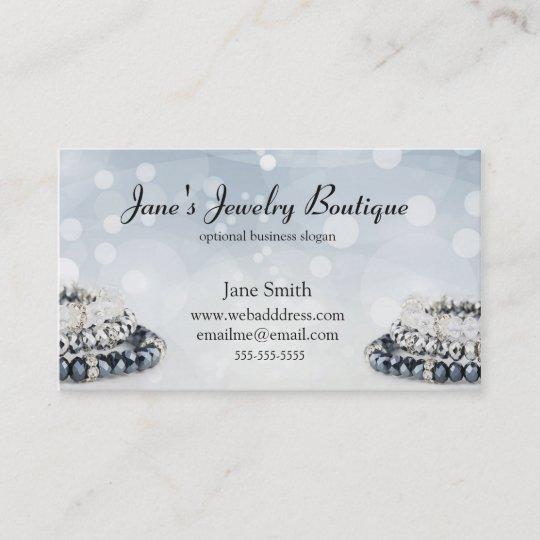 Elegant jewelry business card design template zazzle elegant jewelry business card design template colourmoves