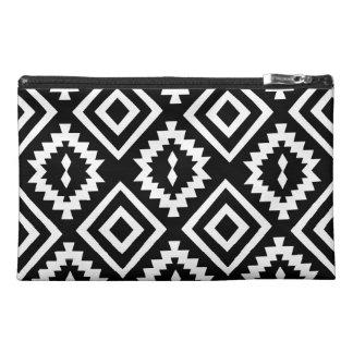 elegant kilim,geometric tribal pattern travel accessory bags