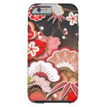 Elegant Kimono - Japanese Design Tough iPhone 6 Case