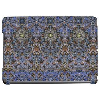 Elegant lace pattern in noble colors-Art Nouveau iPad Air Case