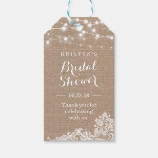 Wedding Shower Gift Tags | Zazzle