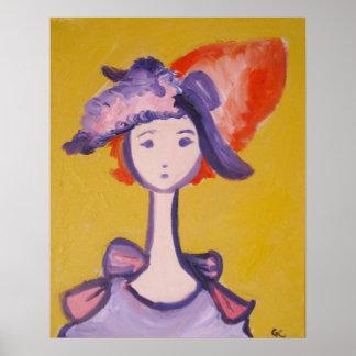 Elegant Ladies Series: Poster