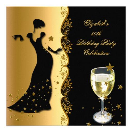 happy birthday elegant lady