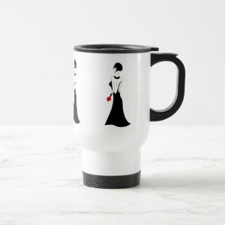 Elegant Lady Mug