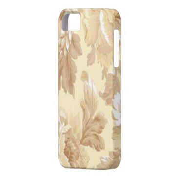 Elegant Leaf iPhone 5G Case