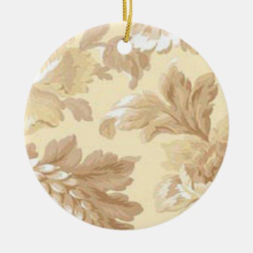 Elegant Leaf Ornament