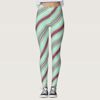 elegant leggings colored festive modern handmade