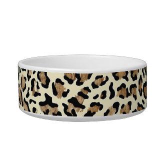 Elegant Leopard Pink Classy Bowl