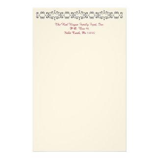 Elegant Letterhead Stationery