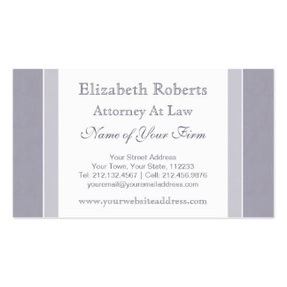 Elegant Light Blue and White Simple Professional Double-Sided Standard Business Cards (Pack Of 100)