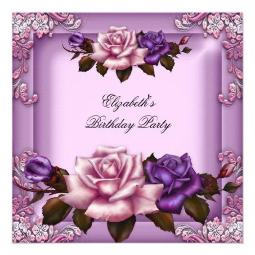 Birthday Invitations 18Th is good invitation layout