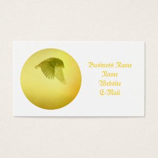 Elegant Little Bird Business Card