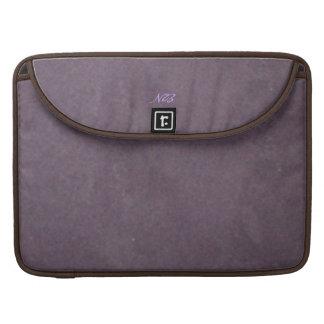 Elegant Lovin-Purple personalized Sleeve For MacBooks