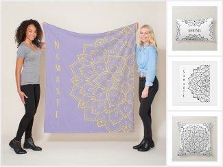 Elegant Mandala - Warm & Cozy Collection