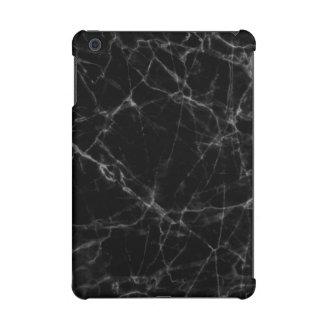 Elegant Marble Stone In Black M002 iPad Mini Retina Case