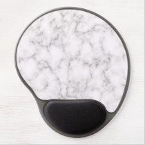 Elegant Marble style Gel Mouse Pad
