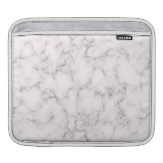 Elegant Marble style iPad Sleeve