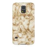 Elegant Marble Texture Galaxy S5 Case