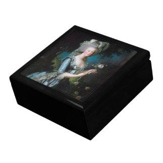 Elegant Marie Antoinette Gift Box