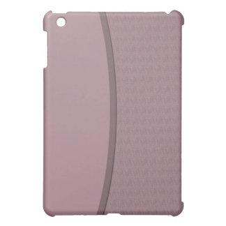 Elegant Mauve design iPad Mini Cases