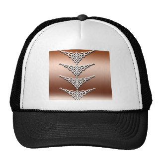 Elegant Mesh Hats