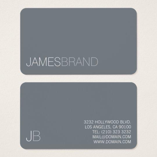 Elegant minimalist business card zazzle elegant minimalist business card reheart Choice Image