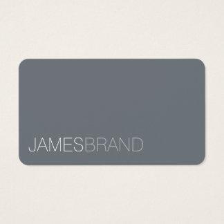 Elegant Minimalist Business Card