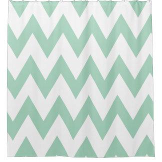 Mint Green Shower Curtains Zazzle