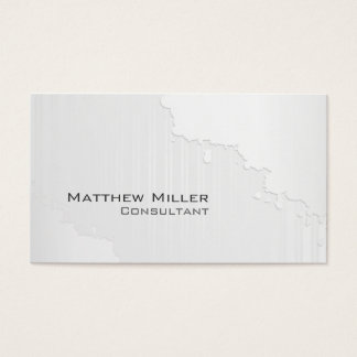 Elegant Modern Background Business Card