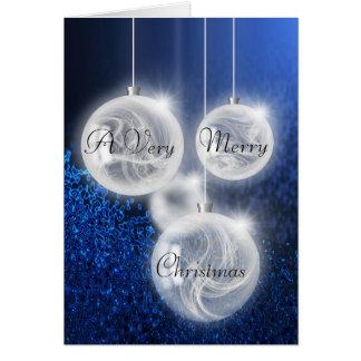 Elegant & Modern Christmas Greeting Card