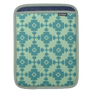Elegant Modern Classy Retro Sleeve For iPads
