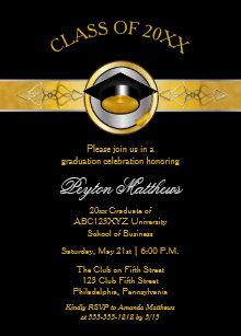 university graduation invitations zazzle