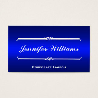 Elegant Modern Professional Business Cards