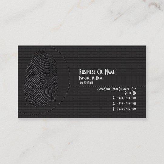 Elegant modern security private investigations business card elegant modern security private investigations business card colourmoves