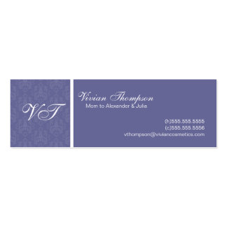 Elegant Mommy Cards Business Card Template