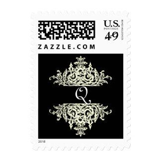 Elegant Monogram Stamps
