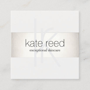 Esthetician Business Cards Card Printing Zazzle