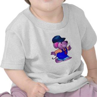 Elegant Mouse T-Shirt shirt