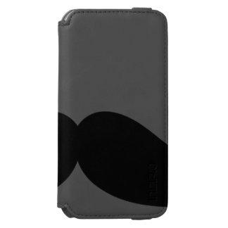 Elegant Mustache iPhone 6/6s Wallet Case