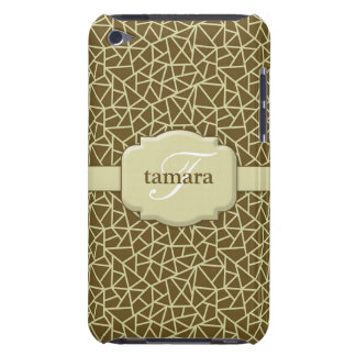 Elegant Name iPod Touch 4G Case Speck Barely There iPod Covers