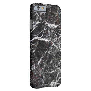 Professional Business Elegant Natural STone Granite Look Barely There iPhone 6 Case