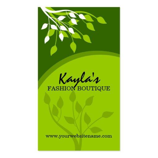 Elegant Nature Business Cards