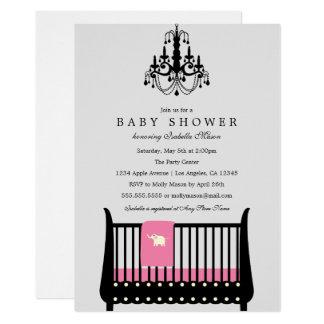 Elegant Nursery - Choose Background Color Card